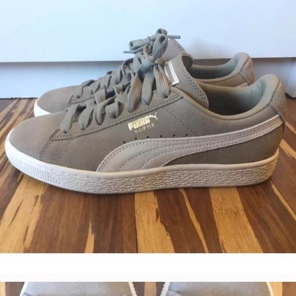 Adidas zapatos Puma Suede Classics poshmark